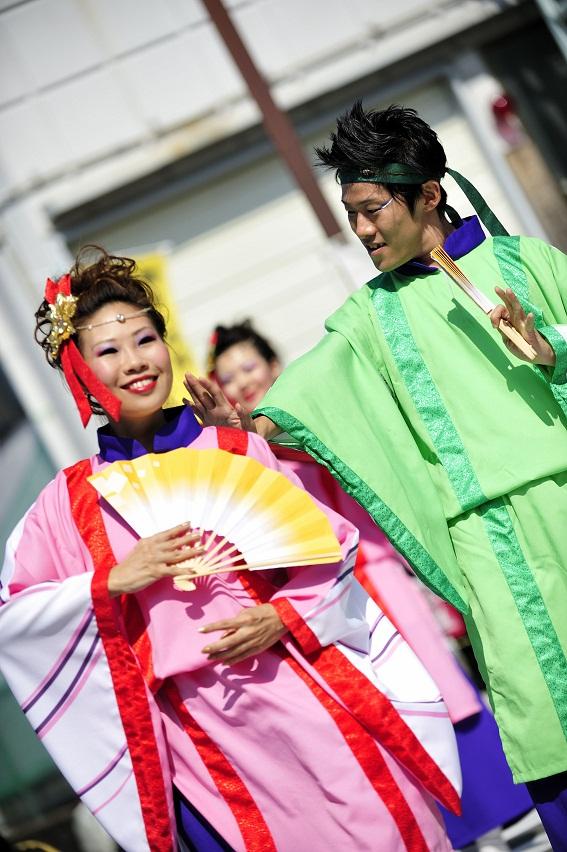桑名 ゴンチキ祭り_f0184198_20575322.jpg