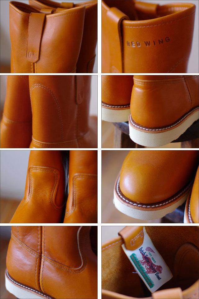 RED WING[レッドウィング] style No.9866 9inch PECOS BOOTS 犬タグ _f0051306_20163231.jpg