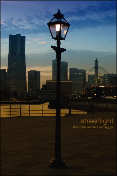 街灯の下で_f0100215_23453151.jpg