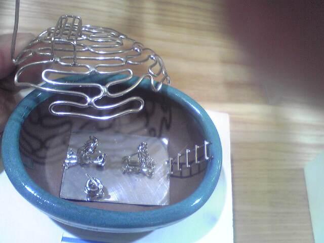 橋寛憲針金造形作品展「日々の小さな話」に行ってきました_e0095418_23432295.jpg