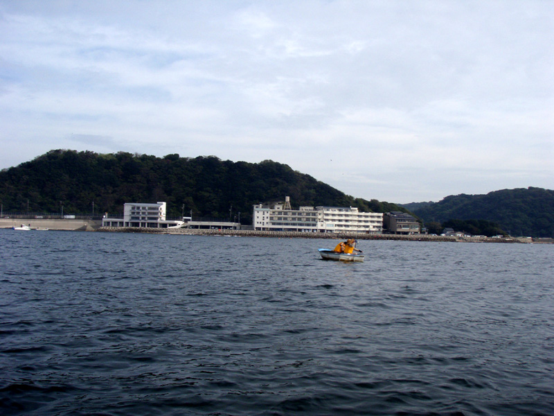 2馬力ボート釣り 知多半島 豊浜 2011年10月20日(木)_d0171823_1345445.jpg