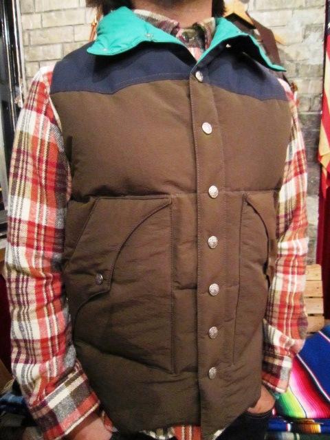 "\""Kaci Mountaineering Equipments  Yorked Vest 60/40\"" ご紹介_f0191324_14374166.jpg"