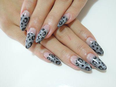 Cool Leopard Nail_a0239065_15222458.jpg