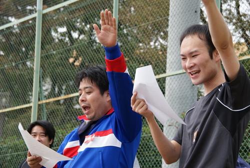 イースト福利 秋のソフトボール大会_e0206865_0511873.jpg