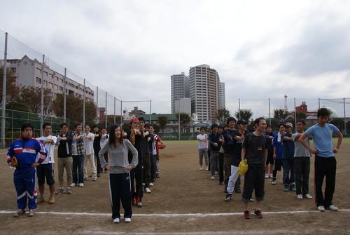 イースト福利 秋のソフトボール大会_e0206865_0513616.jpg