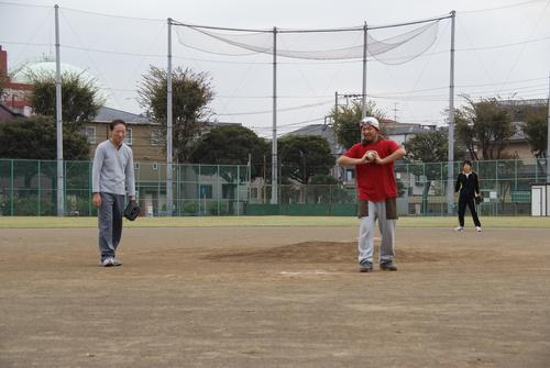 イースト福利 秋のソフトボール大会_e0206865_0521127.jpg