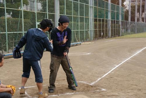 イースト福利 秋のソフトボール大会_e0206865_052526.jpg