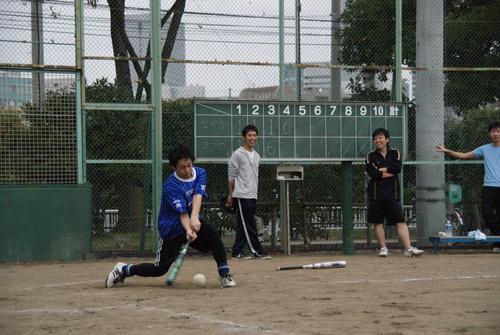 イースト福利 秋のソフトボール大会_e0206865_0555010.jpg