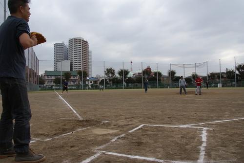 イースト福利 秋のソフトボール大会_e0206865_1017162.jpg