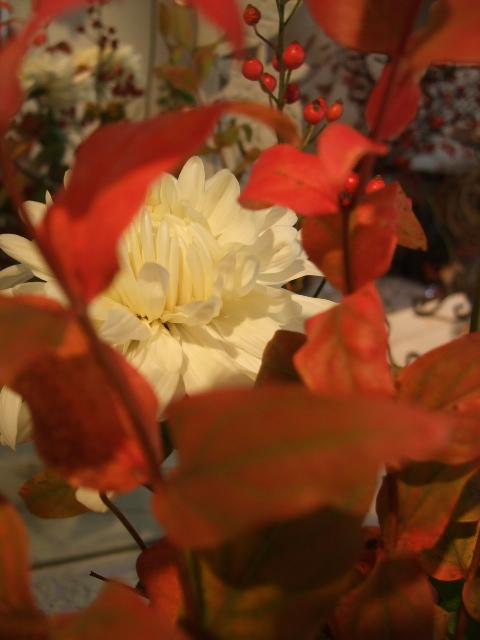 オークリーフ花の教室(北条さんの作品)_f0049672_16365087.jpg