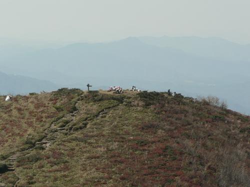 比婆山 ~縦走~_f0219710_8343411.jpg