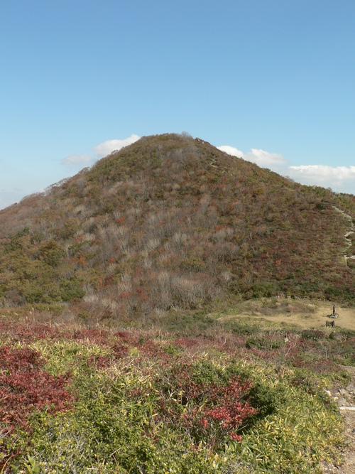 比婆山 ~縦走~_f0219710_844253.jpg