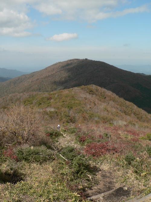比婆山 ~縦走~_f0219710_8491357.jpg