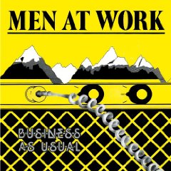 Men at Work 「Business as Usual」(1982)_c0048418_6533760.jpg