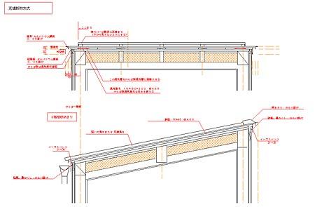 構法スタジオ6-基礎と屋根_d0017039_17572521.jpg