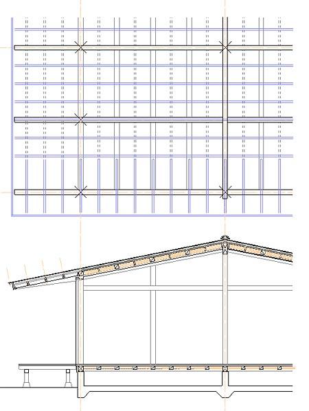 構法スタジオ6-基礎と屋根_d0017039_2311152.jpg