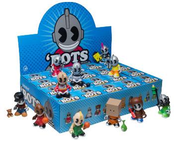 Kidrobot \'Bots Mini Series _e0118156_18213613.jpg