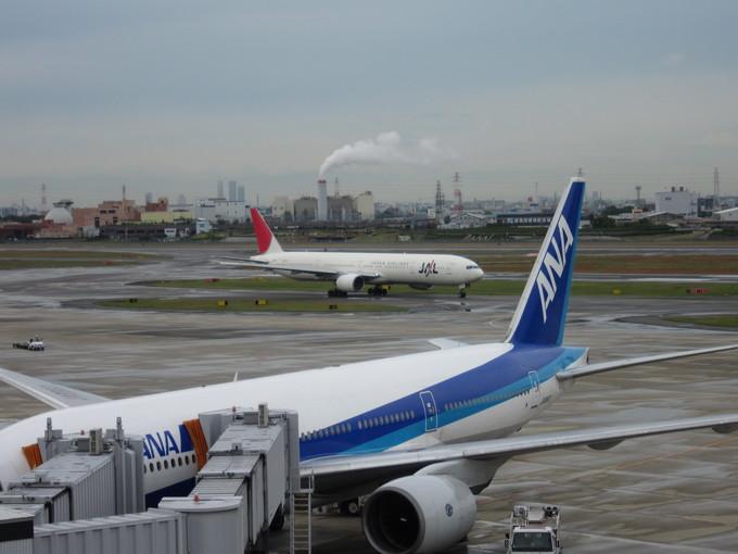 ANA 伊丹空港 ボーイング737-800_d0202264_22441665.jpg