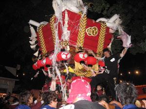 池島の祭り!_e0251265_1011887.jpg
