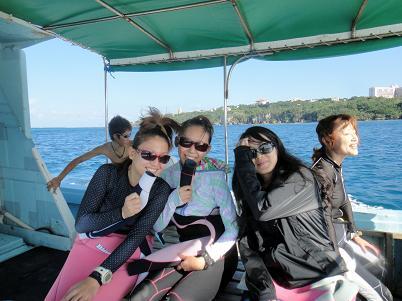 沖縄北部でダイビングを満喫♪_a0156273_18222095.jpg