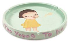 奈良美智: Too Young To Die Dish_c0214605_103917.jpg