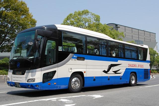 中国JRバス~ガーラHD(641-7909)~_a0164734_22393643.jpg