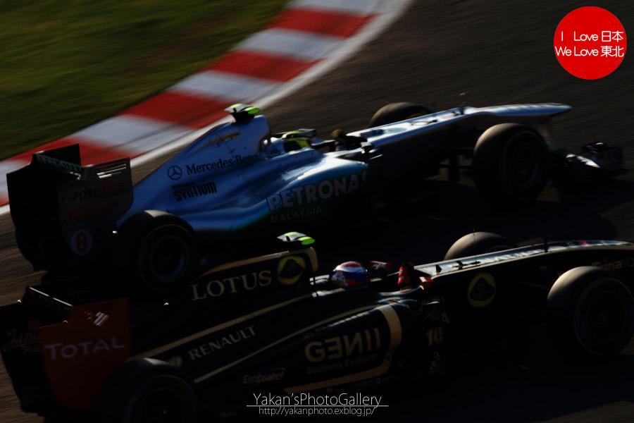 2011 F1日本グランプリ in 鈴鹿 写真撮影記 10 本選結果10位~6位編_b0157849_2019118.jpg