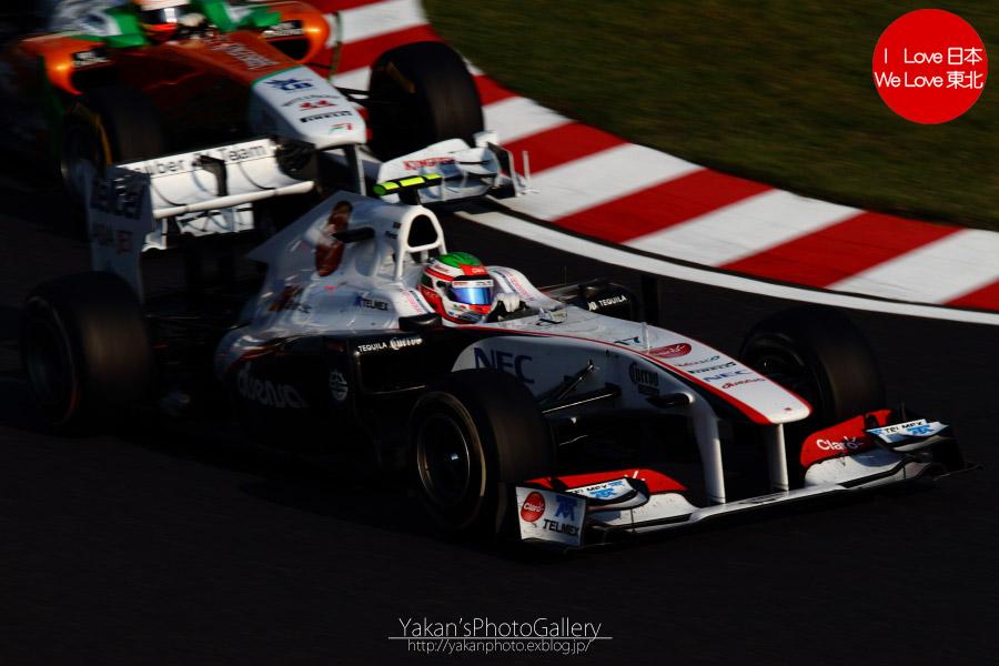 2011 F1日本グランプリ in 鈴鹿 写真撮影記 10 本選結果10位~6位編_b0157849_2019356.jpg