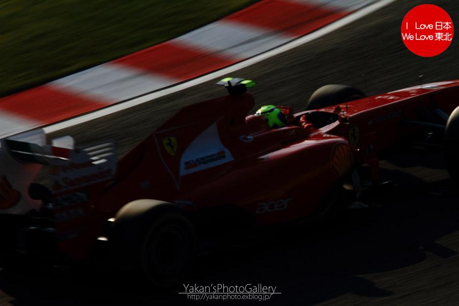 2011 F1日本グランプリ in 鈴鹿 写真撮影記 10 本選結果10位~6位編_b0157849_2020185.jpg