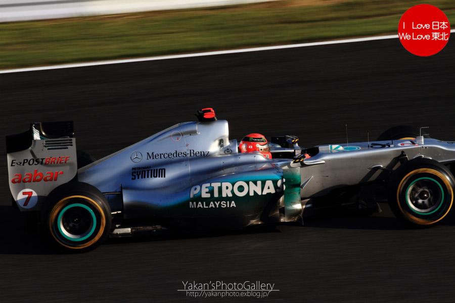 2011 F1日本グランプリ in 鈴鹿 写真撮影記 10 本選結果10位~6位編_b0157849_20204193.jpg