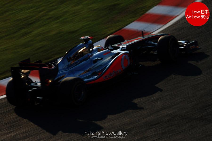 2011 F1日本グランプリ in 鈴鹿 写真撮影記 11 本選結果 5位~2位編_b0157849_20454582.jpg