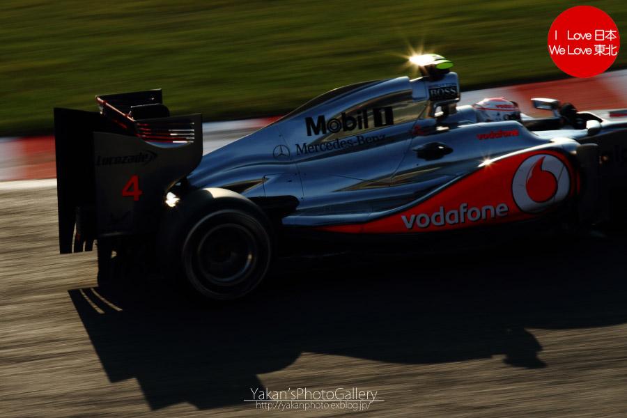 2011 F1日本グランプリ in 鈴鹿 写真撮影記 13 ジェンソン・バトン優勝編_b0157849_2138495.jpg