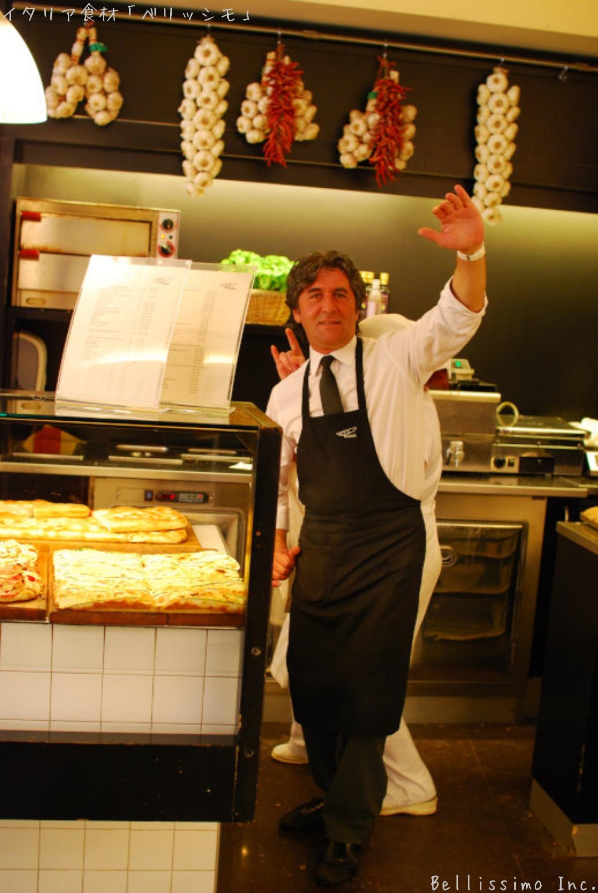 イタリア買い付け旅行記 vol.12 -15- 「ミラノで食事三昧」 最終回_c0003150_1324915.jpg