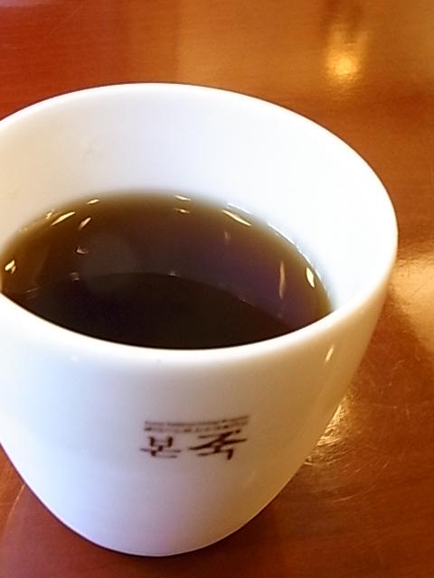 ハナ銀行 両替 釜山 ランチ おかゆ본죽_e0141982_058391.jpg