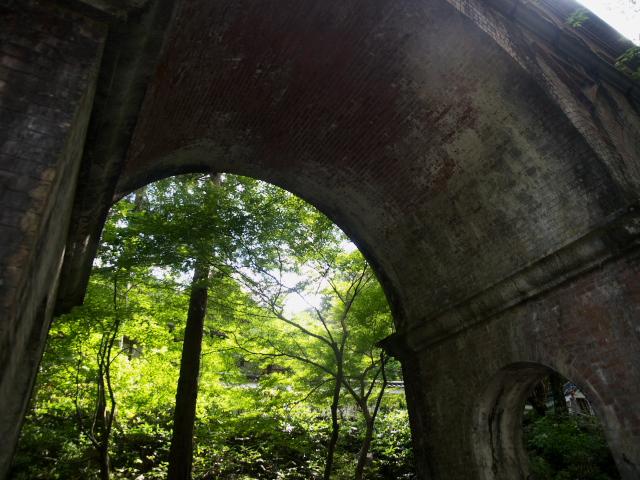 京都の風景 南禅寺の水路閣_f0024992_952182.jpg