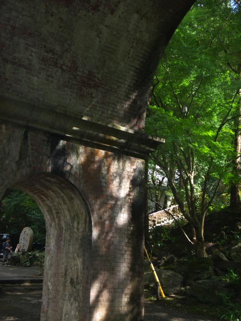 京都の風景 南禅寺の水路閣_f0024992_9525438.jpg