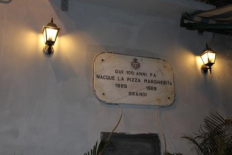 夜のナポリ、最後の夕食、そして帰国。_a0154793_23233544.jpg