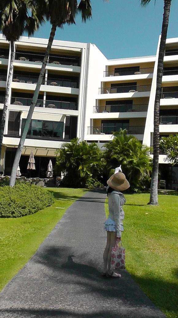 Big Island 編 ~マウラ ラニ ベイ ホテル~|_a0188798_2139444.jpg