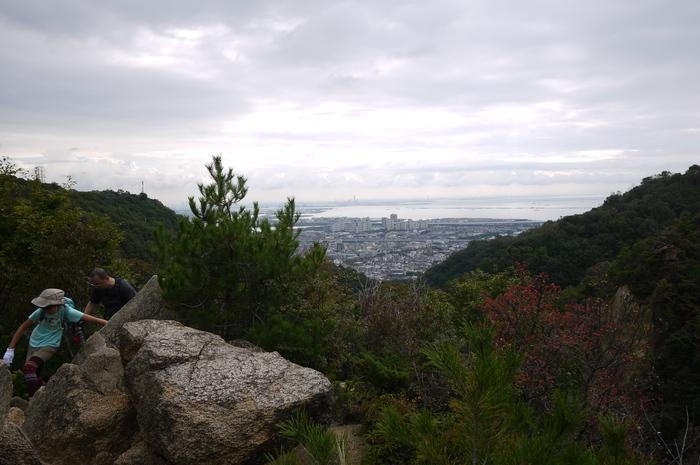 六甲山 芦屋川~有馬_e0214805_6563592.jpg