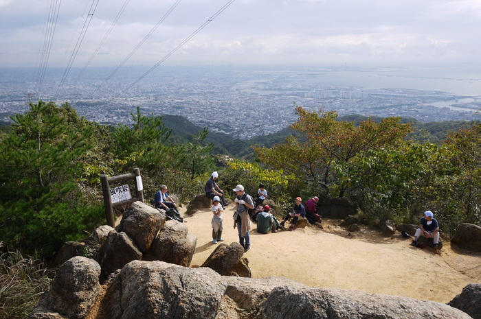 六甲山 芦屋川~有馬_e0214805_6573086.jpg