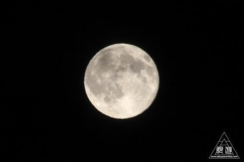 113 Home ~トロントの満月~_c0211532_20133237.jpg