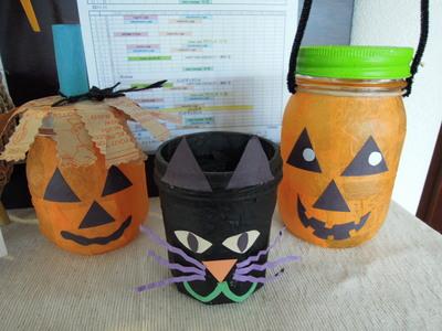 Halloween Jar Lanterns Craft Preschool Crafts For Kids