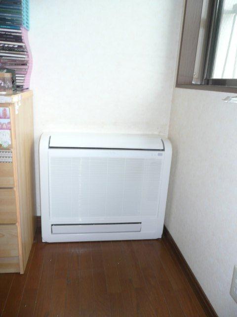 ガス式2室マルチエアコンを2組入替 その2(東京都西東京市)_e0207151_8344839.jpg