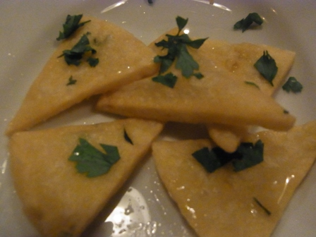 ROZZO SICILIAにてシチリア料理を味わう_a0138976_189125.jpg