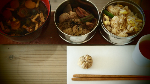 10/24  季節の食卓 tokinosyokutaku _b0207676_1534669.jpg