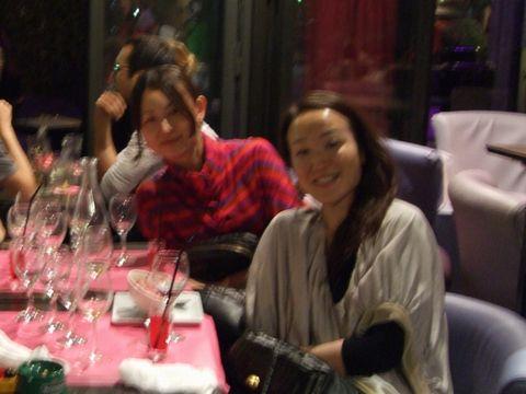 楽しいお食事会 at Paris (パリ便り2)_c0176078_1246217.jpg