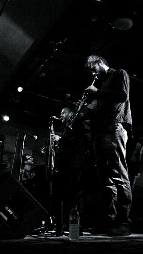 The Core featuring Jonas Kullhammar (ザ・コア フィーチャリング ヨナス・クルハマー) 10/19 東京公演_e0081206_12131039.jpg