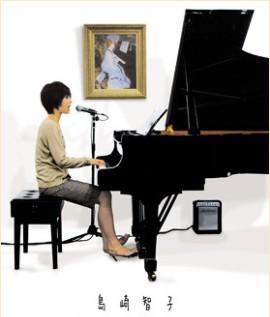 魂ワシヅカミ!島崎智子ピアノ弾き語り@いわきBarQUEEN_d0115919_18251599.jpg