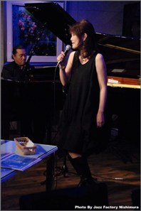 Duo at Jazz工房Nishimura♪2011.10.22_c0139321_23233977.jpg