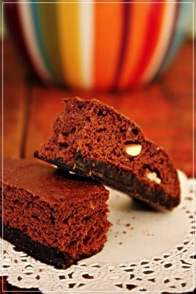 チョコレート&アーモンドビスコッティーwithチョコグレーズ_e0185225_10244549.jpg